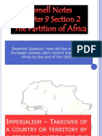 Partition of Africa