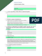 Test 1 Título VIII Constitución Española
