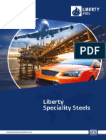 Liberty Speciality Steels Brochure