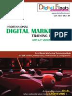 Digital Marketing Course Brochure