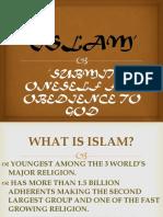 Lesson 6 Islam