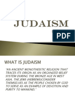 Lesson 4 Judaism POWERPOINT