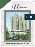 Manual Do Proprietário Villa Francesa A4 (LYON 103)
