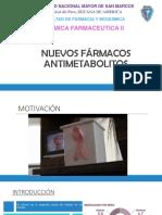 Fármacos Antimetabolitos Final