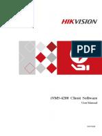 IVMS-4200 manual