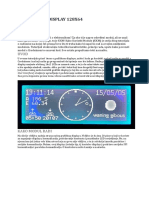 Grafički Lcd Display 128x64