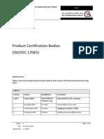 FAD 4.0 - IsO-IEC 17065 GAC Application Document