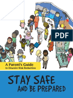 Stay Safe and Be Prepared - Parent's Guide