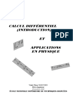 Calcul-Differentiel