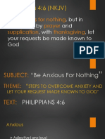 Be Anxious For Nothing.pptx