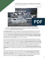 elmundo.es-Venezuela por qué falló el levantamiento que pedía Juan Guaidó