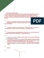 A.2.2 Movimentos e Forças Ficha de Trabalho 1 Soluções