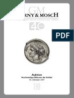 Gorny & Mosch Auktionskatalog 199
