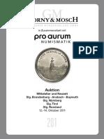 Gorny & Mosch Auktionskatalog 201