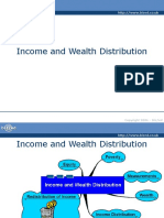Poverty - Income & Wealth Distribution