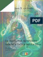 la fiaba del Serpente Verde - Johann Wolfang von Goethe