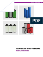 OMEGA AIR-Alternative Filter Elements - Filter Producers