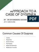 Dyspnea Ppt