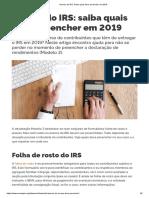 Anexos do IRS_ Saiba quais deve preencher em 2019.pdf