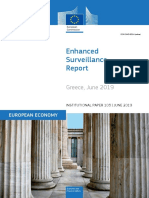 Greece - 3rd Enhanced Surveillance Report