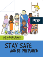 Stay Safe Be Prepared - Students