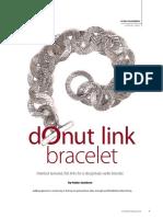 Bracelet link making