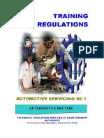 TR Auto Servicing NC I
