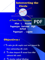 Lines Intersecting the Circle.ppt