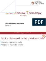 L14 - Electro-magnetic Induction (1)