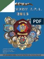 Catalog IPA 2018