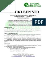Citrikleen STD
