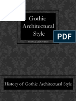 Gothic Architectural Style