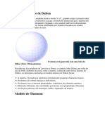 Modelo Atômico de Dalton