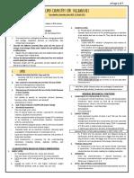 1.2 Lipid Chemistry (Dr. Villanueva)