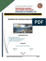 Seguridad en La Construccion Hidraulica