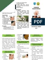 Leaflet CA Nasofaring