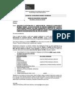 Servicio de Elaboracion de Informes Tecnico Legales en Materia de Derecho Administrativo Gestion y Contrataciones Publicas