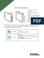 NI Tutorial 7109 en (2)   Electrical Engineering   Computing