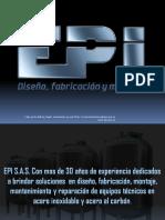 Presentacion EPI