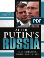 Afer Putin Russia