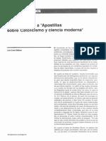 Dialnet-ContrarreplicaAApostillasSobreCatolicismoYCienciaM-4902588
