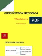4-Prospección Geofísica. Eléctrica.pptx