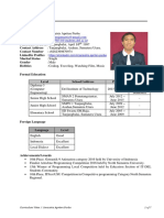 CV JansutrisApritenPurba ITDel 2