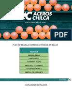Presentaciones Aceros Chilca