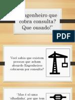 Engenheiro que cobra consulta.pdf