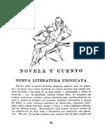 Maggi, Carlos - Nueva Literatura Uruguaya - DesdeEscritura 1 - 1947