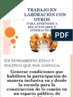 Power Trabajo Colaborativo- Mayo 2019