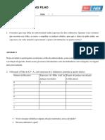 ESCOLA SESI ADONIAS FILHO -  ATIVIDADE FUNÇÃO EXPONENCIAL - 1° ANO