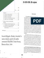05 - GARCÍA DELGADO - Estado y Sociedad. Intro y Cap 1