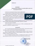 Regulament Parcari Publice Cluj